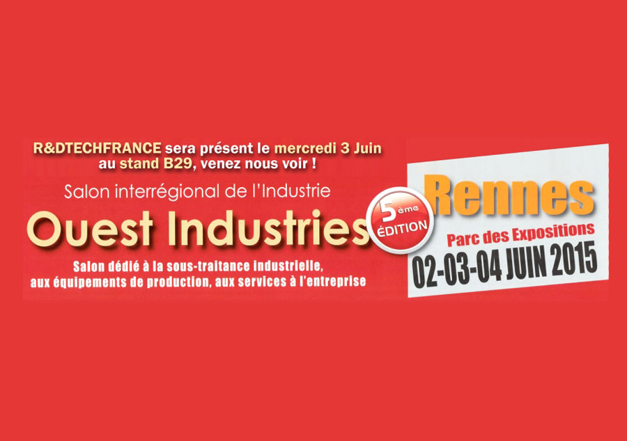 Le salon Ouest Industries