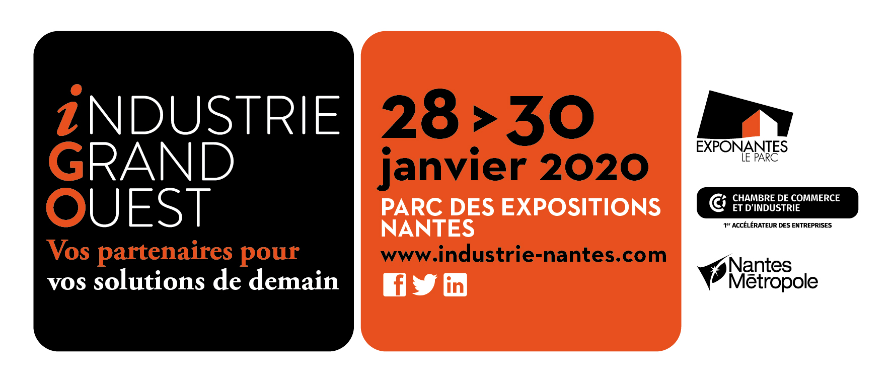 Industrie Grand Ouest Nantes 2020